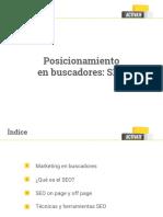 3.1 Posicionamiento en Buscadores_ SEO