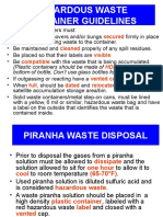 Hazardous Waste Container Guidance 04-2010