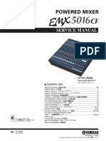 Yamaha Emx5016cf Sm