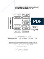 Perancangan Alat Proses - Heat Exchanger - PAP 01 - Rangkuman