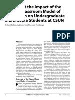 Flipping the Classroom PDF .pdf