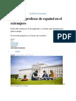 Eneñar Español en Francia