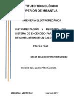Reporte Final Oscar Eduardo Perez Hernandez