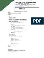 PHP Programming seri 9