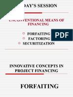 L9 Project Financing Alternatives