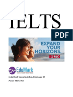 IELTS Cover