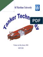 Tanker Technology Cargo Oil System