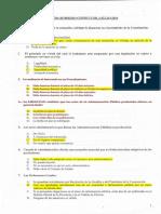 Examen Morón de La Frontera 2014