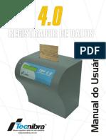 Manual TBP40