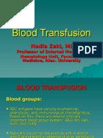 Blood Transfusion alex