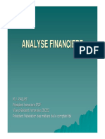 Analyse Financiere Syllabus