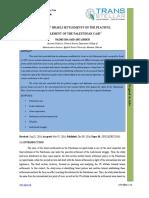 3. Political Sci - IJPSLIR-Impact of Israeli Settlements on the Peaceful Settlement of the Palestinian Case