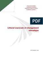 Littoral Marocain Et Changement Climatique 0