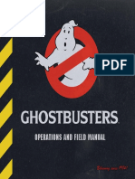 Ghostbusters Rulebook r6 Lores