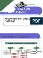 Accounting for Musharakah
