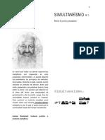 Revista Simultaneísmo nº1