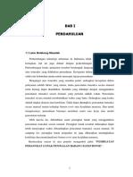 Pembuatan Perangkat Lunak Penjualan Barang Elektronik