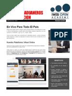 Afiche Proceso Aduanero (1)