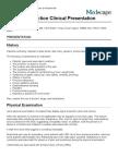 Biliary Obstruction Clinical Presentation_ History, Physical Examination
