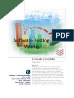 Mobile Testing Metrics