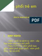 Viem Phoi Tre Em