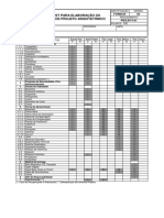 Checklist Arquitetura