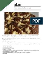 Life Style Bucatarie Cel Mai Bun Tort Post Tort Ciocolata Budinca Vanilie