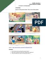 Bembi Student's Worksheet