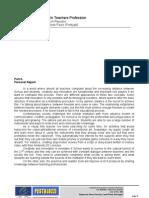 Pestalozzi Programme Personal Report