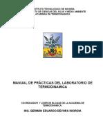 Manual Laboratorio de Termo