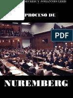 Heydecker Joe Y Leeb Johannes - El Proceso de Nuremberg