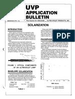 a112 SOLARIZATION x UVP