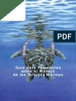 Sea Turtle Handling Guidebook- Spanish