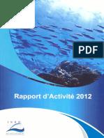 Rapport Activite2012