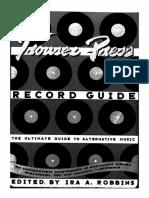 trouser press record guide