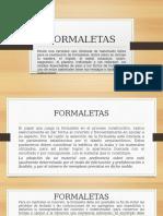 Formaletas Andres Carvajal