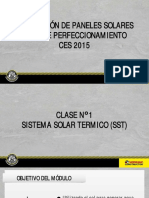 Clase 1 Sistema Solar Termico