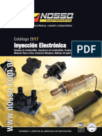 Catalogo NOSSO 2017 Inyeccion