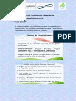 Dirección Coordinación y Evaluación
