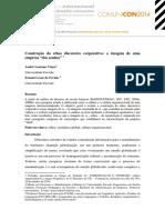 Ethos Organizacional Gt01 Viana Freitas