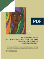 EL DOLO EVENTUAL EN LA JURISPRUDENCIA DE LA CORTE.pdf