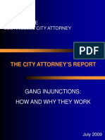 Gang Injnctions How & Why They Work