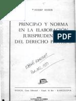 ESSER, Joseph - Principio y norma en la elaboración jurisprudencial del derecho privado.pdf