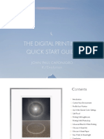 The Digital Printing Quick Start Guide