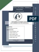 PROPOTIPI DE VIVIENDA SOCIAL CON LADRILLOS DE PAPEL RECICLADO.pdf