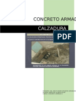 Calzadura Concreto II