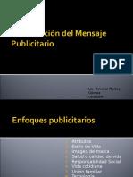 Enfoques y Estilos Publicitarios