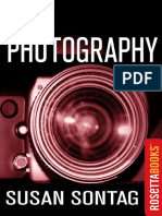 On Photography, Sontag