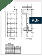 Plano 1 Estructura
