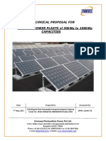 0141 - 30kWp to 100kWp Solar Photovoltaic Power Plants - CREDA